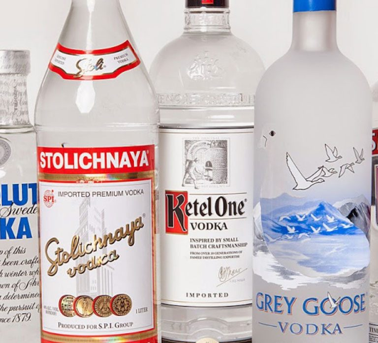 Goodies Liquor Vodka